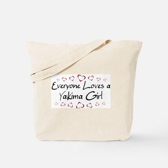 Yakima Girl Tote Bag