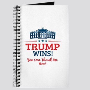 Trump Wins Journal
