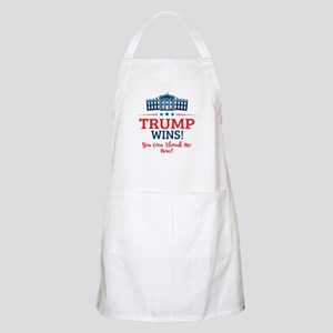 Trump Wins Apron