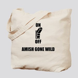 Amish Gone Wild Tote Bag
