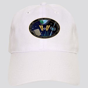 NICER SEXTANT Logo Cap