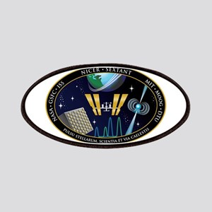 NICER SEXTANT Logo Patch