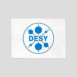 DESY Logo 5'x7'Area Rug