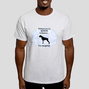 Boxers In Heaven Light T-Shirt