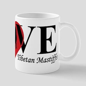 TIBETAN MASTIFF Mugs