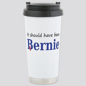 It should have been Ber Stainless Steel Travel Mug