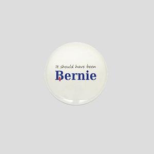 It should have been Bernie Mini Button