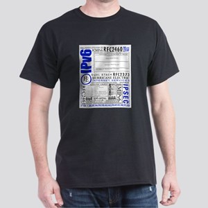Hurricane Electric Its all about IPv6 T-Shirt