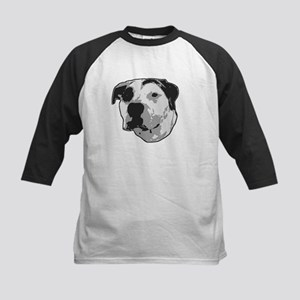 Pit Bull T-Bone Graphic Baseball Jersey