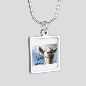 Weed Goat Necklaces
