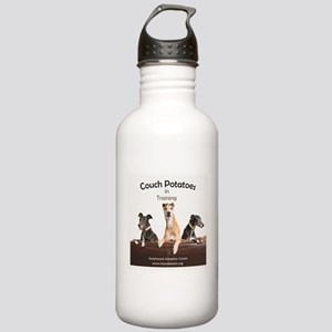 Couch Potatoes Stainless Water Bottle 1.0L