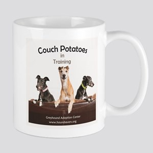 Couch Potatoes Mugs