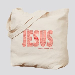 Who Is This Jesus Tote Bag