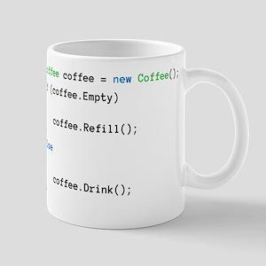 Coffee code Mugs