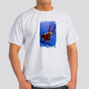 reindeer dog Light T-Shirt