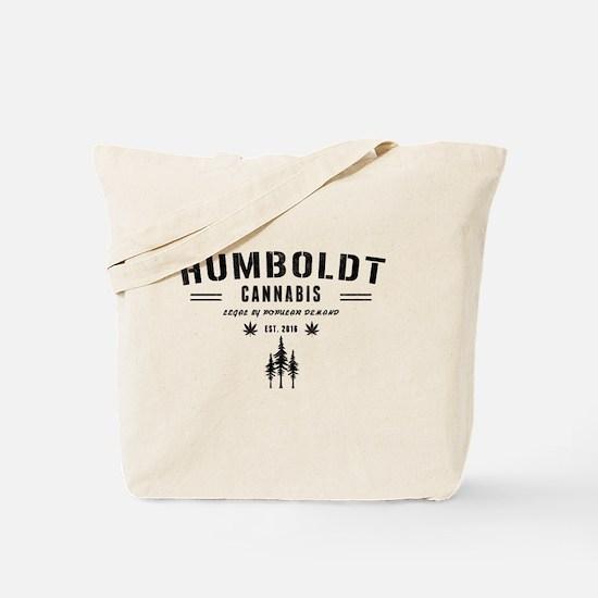 Humboldt Cannabis Tote Bag