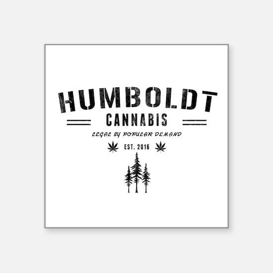 Humboldt Cannabis Sticker