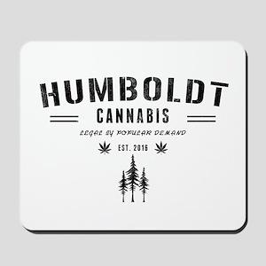 Humboldt Cannabis Mousepad