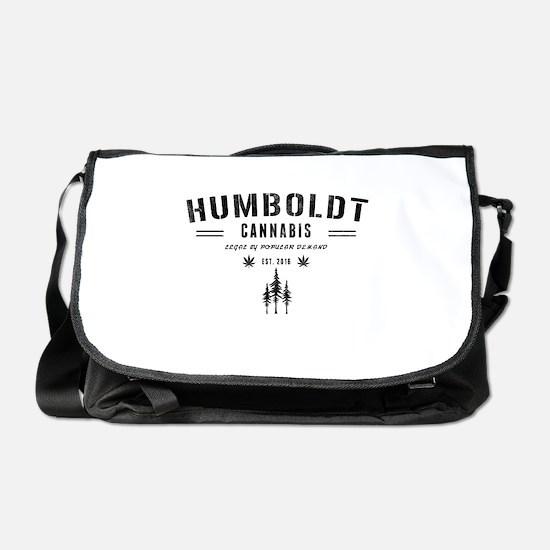 Humboldt Cannabis Messenger Bag