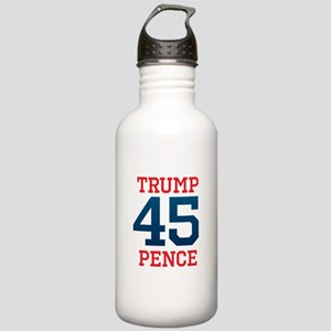 Trump Pence 45 Stainless Water Bottle 1.0L