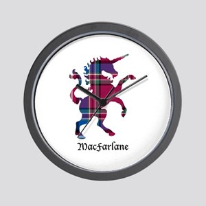 Unicorn - MacFarlane Wall Clock