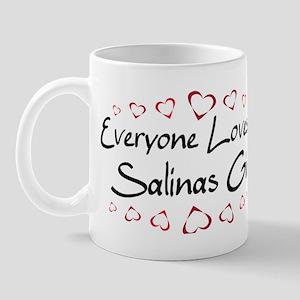 Salinas Girl Mug