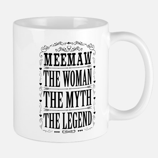Meemaw The Legend... Mugs