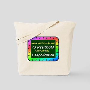 CLASSROOM Tote Bag