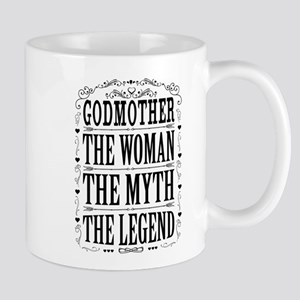 Godmother The Legend... Mugs