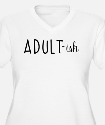 Adult-ish Plus Size T-Shirt