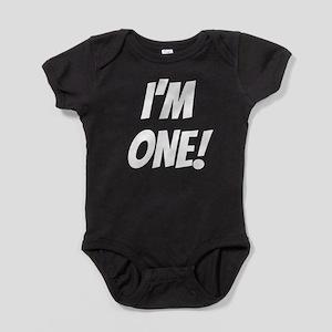 I'm One Baby Bodysuit