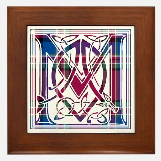 Monogram - MacFarlane Framed Tile