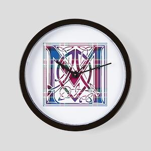 Monogram - MacFarlane Wall Clock