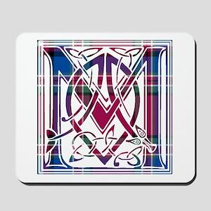Monogram - MacFarlane Mousepad
