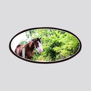Irish Gentleman Horse Patch