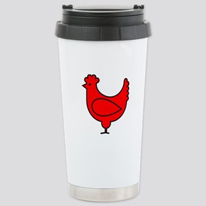 Little Red Hen Travel Mug