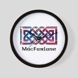 Knot - MacFarlane Wall Clock
