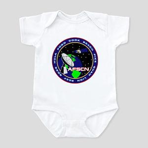 Sat. Control Network Infant Bodysuit