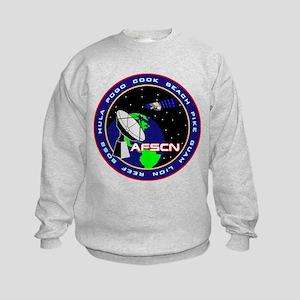 Sat. Control Network Kids Sweatshirt