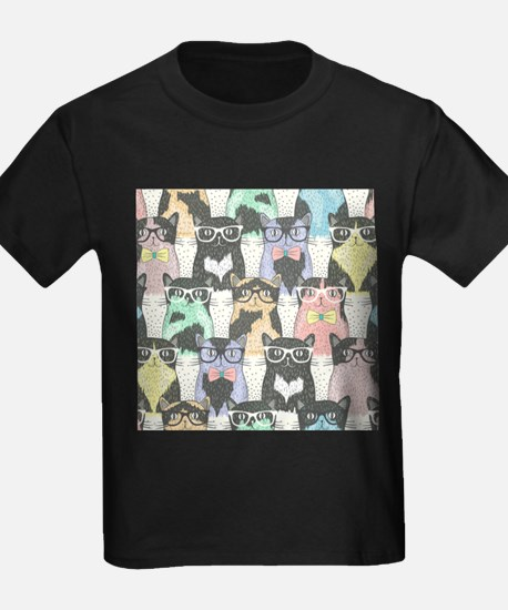 Hipster Cats T