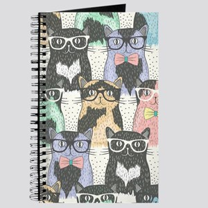 Hipster Cats Journal