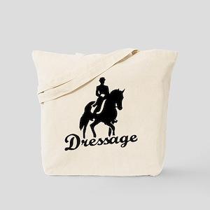 Dressage riding Tote Bag