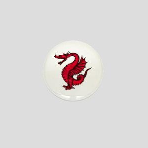 Red Dragon 1 Mini Button