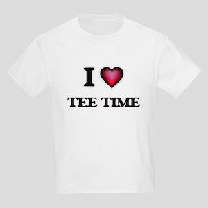 I love Tee Time T-Shirt