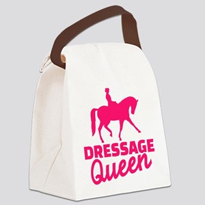Dressage queen Canvas Lunch Bag