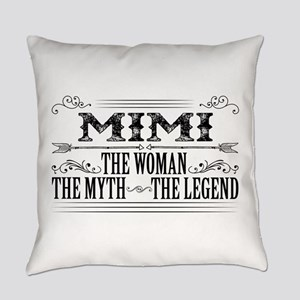 Mimi The Legend... Everyday Pillow