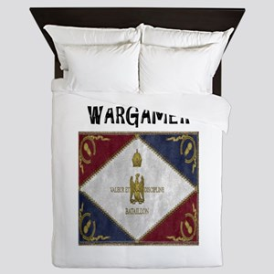 Napoleonic Early French Queen Duvet