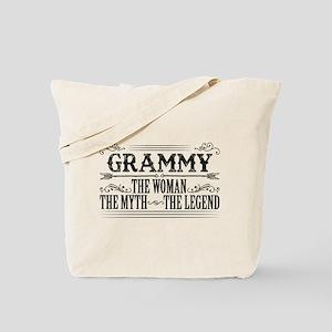 Grammy The Legend... Tote Bag