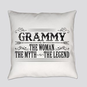 Grammy The Legend... Everyday Pillow