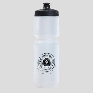 Appalachian Trail Eat-sleep-hike Sports Bottle